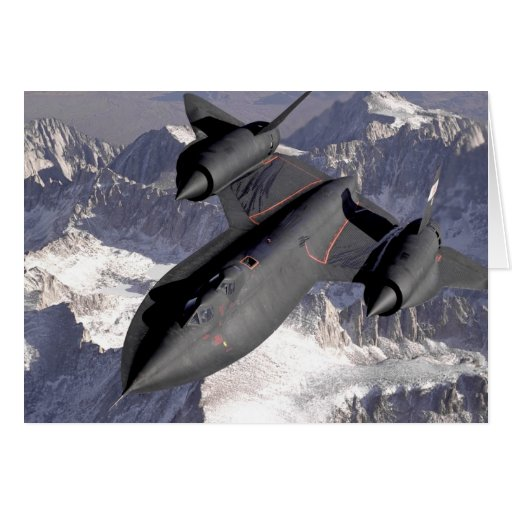 Supersonic Fighter Jet Cards