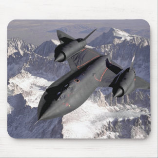 Supersonic Fighter Jet Mouse Mat