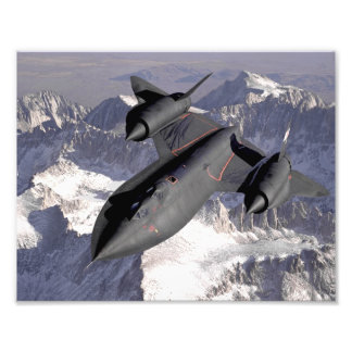Supersonic Fighter Jet Photo Art