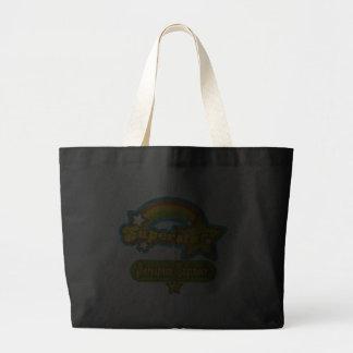 Superstar Aerospace Engineer Canvas Bags