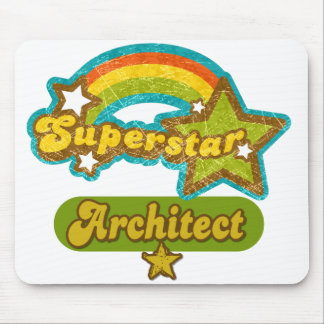 Superstar Architect Mouse Pad