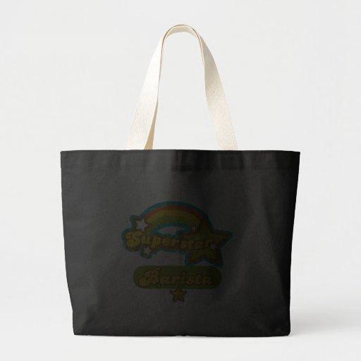 Superstar Barista Tote Bag