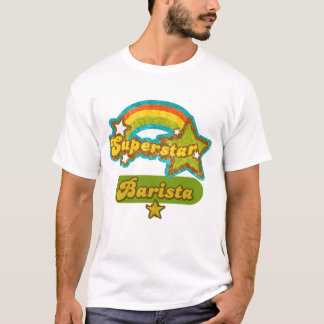 Superstar Barista T-Shirt
