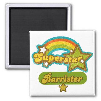 Superstar Barrister Magnet