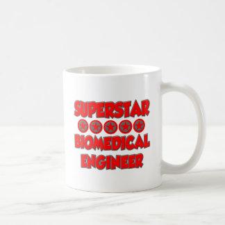 Superstar Biomedical Engineer Basic White Mug