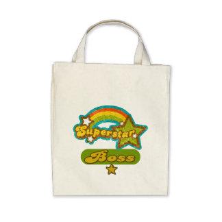 Superstar Boss Canvas Bag