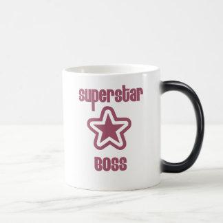 Superstar Boss Morphing Mug