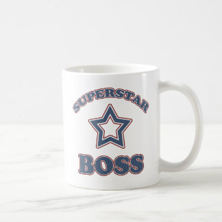 Superstar Boss Basic White Mug