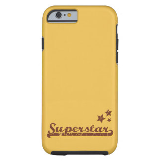 Superstar Tough iPhone 6 Case