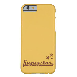 Superstar Barely There iPhone 6 Case