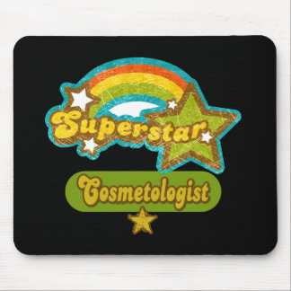 Superstar Cosmetologist Mouse Pad