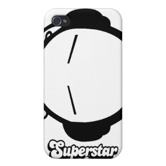 SuperStar Deejay Cases For iPhone 4