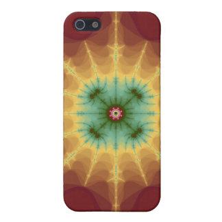 Superstar - Fractal Art iPhone 5 Cases