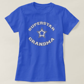Superstar Grandma T-Shirt