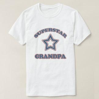 Superstar Grandpa T-Shirt