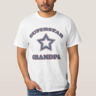 Superstar Grandpa T-Shirt