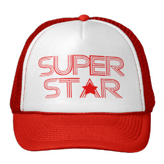 SUPERSTAR HAT