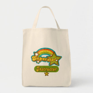 Superstar Instructor Canvas Bags
