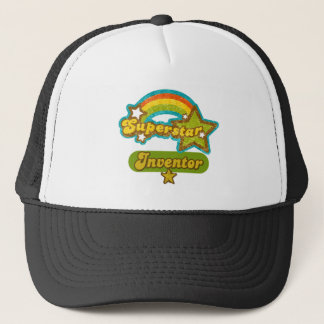 Superstar Inventor Trucker Hat