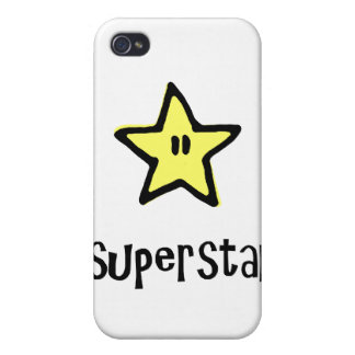 Superstar iPhone Case Case For iPhone 4