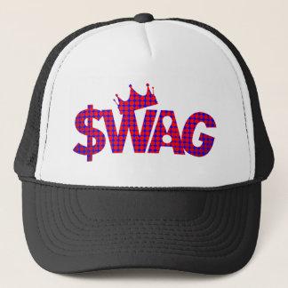 Superstar King of Swag! Trucker Hat