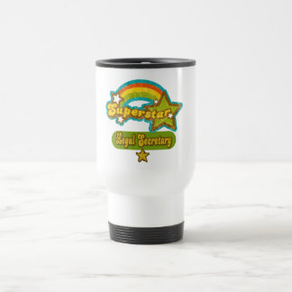 Superstar Legal Secretary Travel Mug