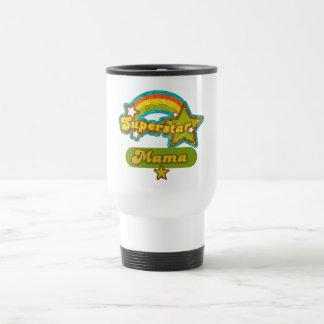 SuperStar Mama Coffee Mugs