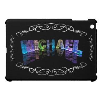 Superstar Michael - Name in Lights (Photograph) iPad Mini Case