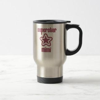 Superstar Mimi Stainless Steel Travel Mug