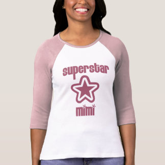 Superstar Mimi T-shirt