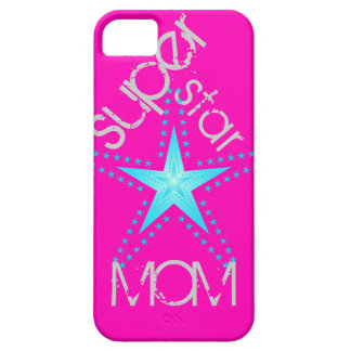 Superstar Mom iPhone 5 Cover