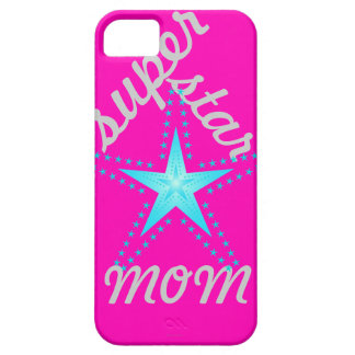 Superstar Mom iPhone 5 Case