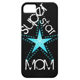 Superstar Mom iPhone 5 Covers