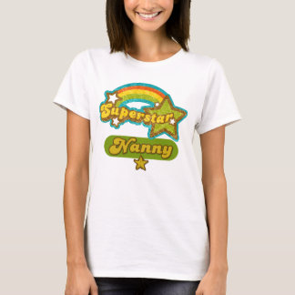 Superstar Nanny T-Shirt
