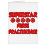 Superstar Nurse Practitioner Cards