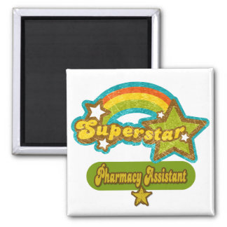 Superstar Pharmacy Assistant Magnet