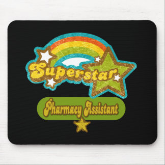 Superstar Pharmacy Assistant Mouse Mat