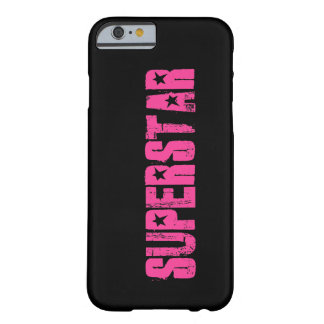 Superstar pink barely there iPhone 6 case