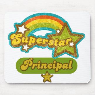 Superstar Principal Mouse Pads