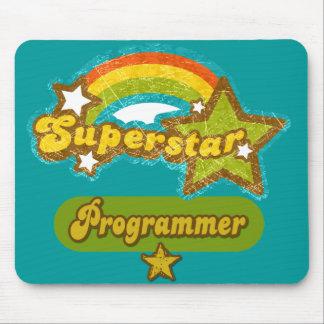 Superstar Programmer Mousepad