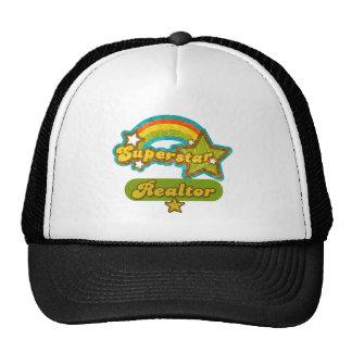 Superstar Realtor Mesh Hat