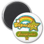 Superstar Receptionist