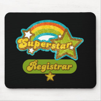 Superstar Registrar Mouse Mat