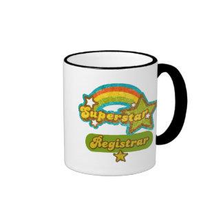 Superstar Registrar Coffee Mug
