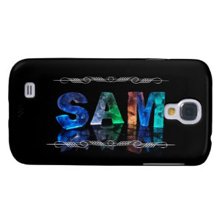 Superstar Sam -  Name in Lights (Photograph) Galaxy S4 Case