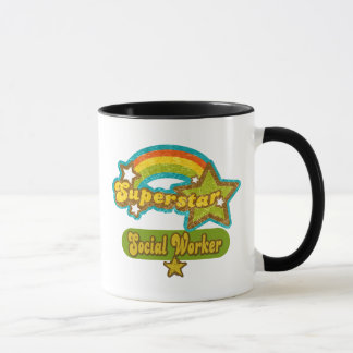 Superstar Social Worker Mug