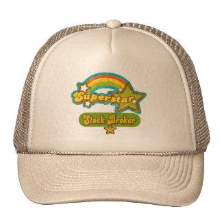 Superstar Stock Broker Mesh Hat