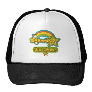 Superstar Stock Broker Trucker Hat