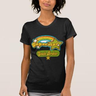 Superstar Stock Broker Tshirt