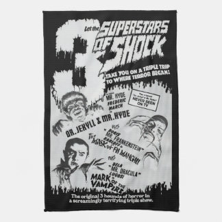 Superstars of Shock Towel